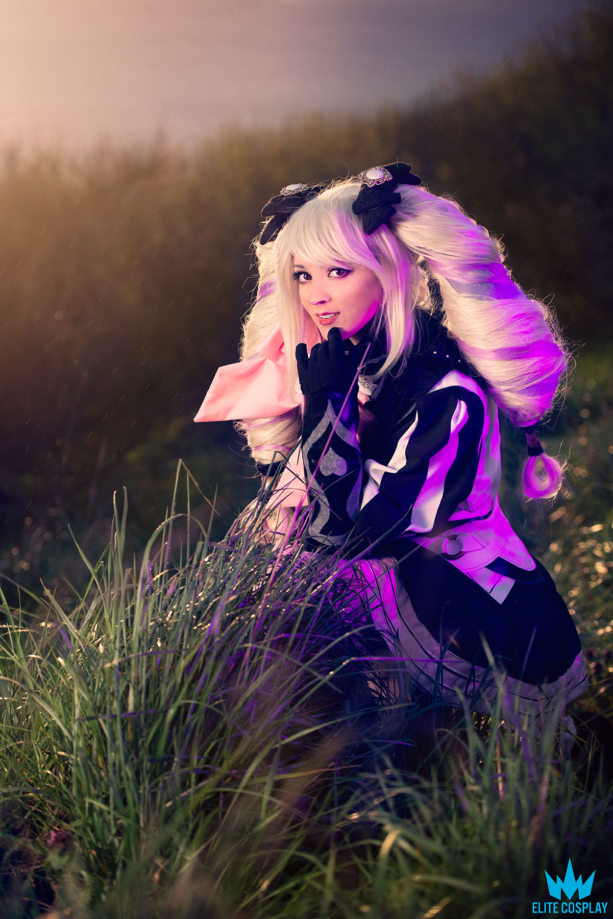 Elise Cosplay Photoshoot Sakura Con 2016 Elite Cosplay
