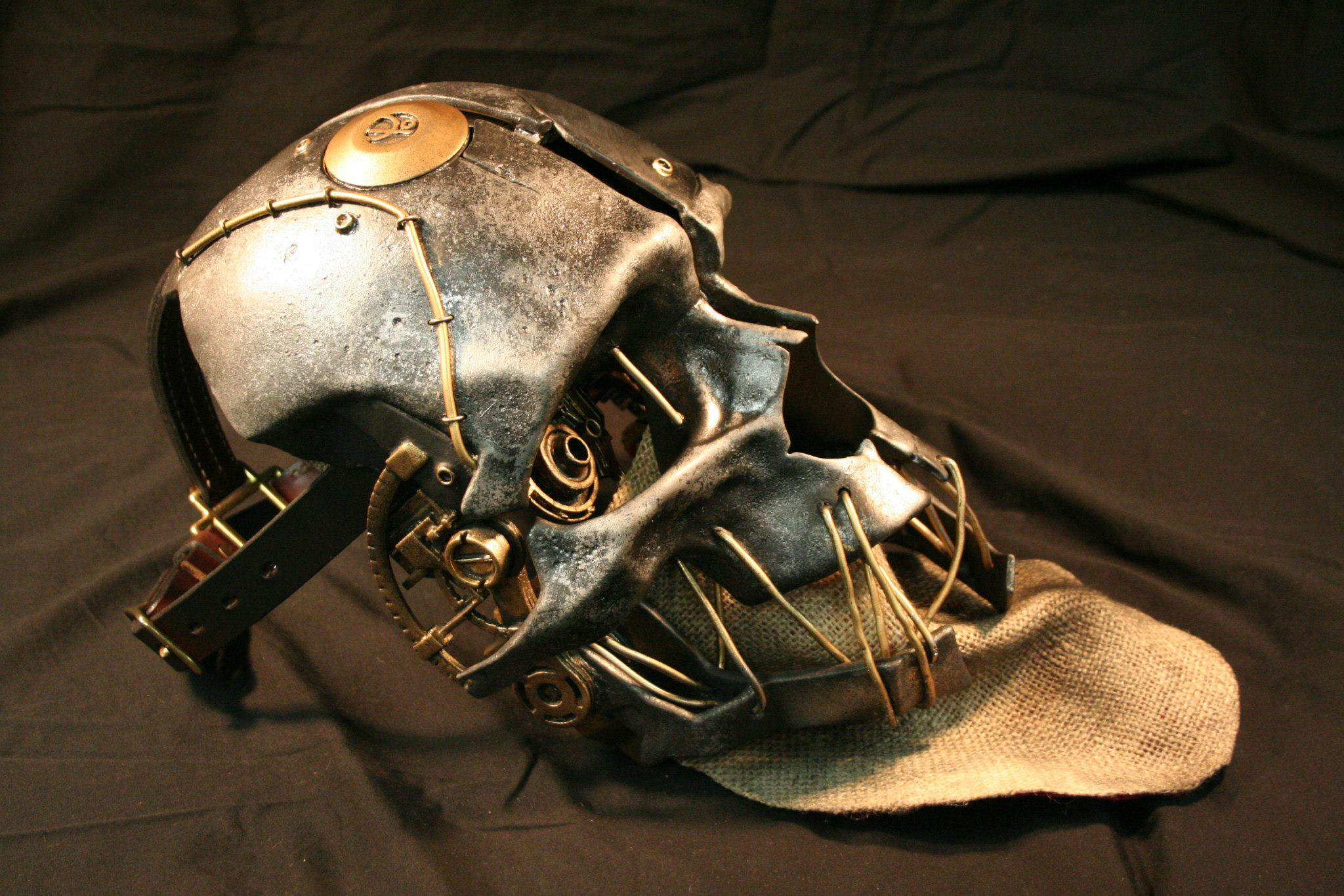 Corvo mask, from Dishonored - Elite Cosplay