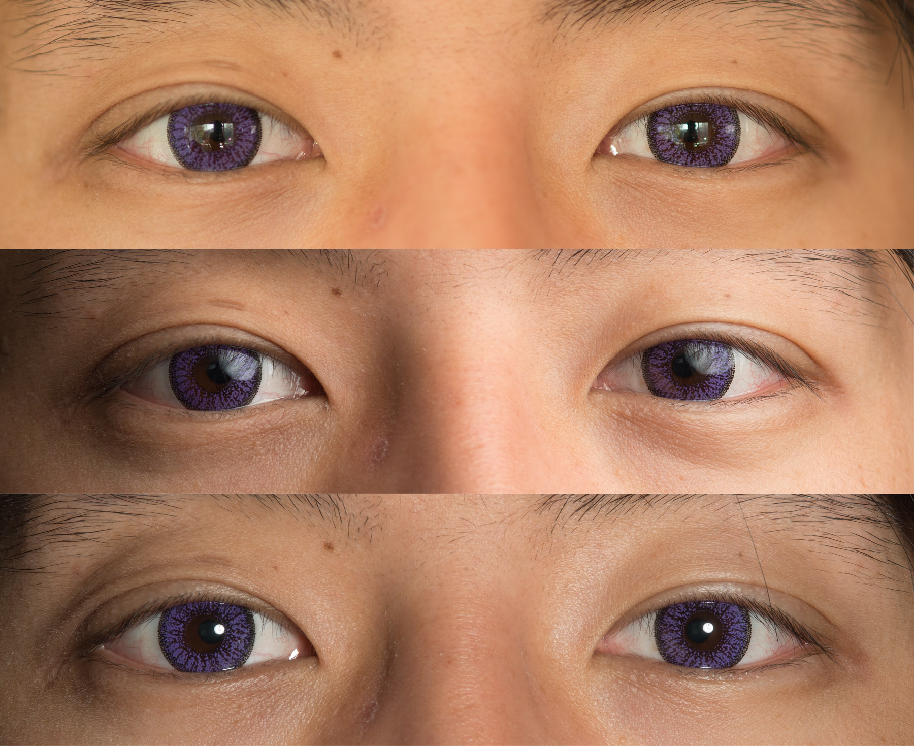 Most Natural Light Brown Contacts