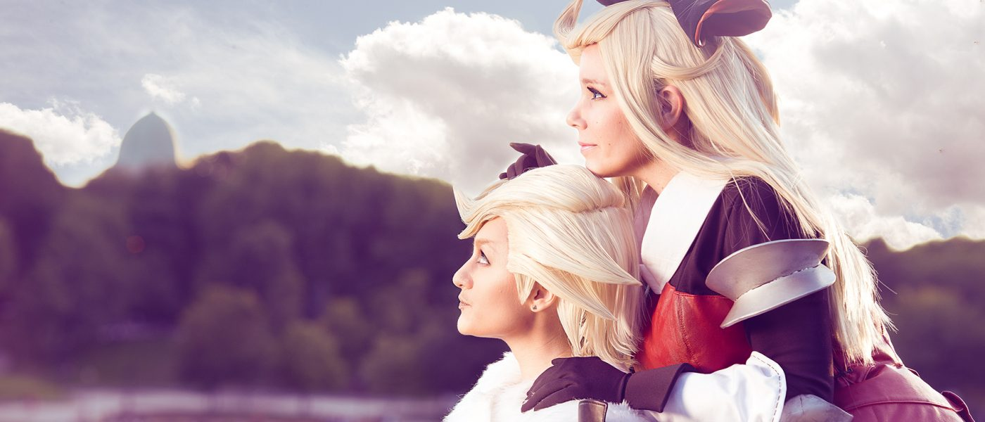 Bravely Default Cosplay