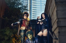Teen Titans Cosplay