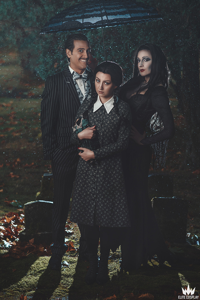 Addams-Family-Cosplay-Elite-Cosplay11