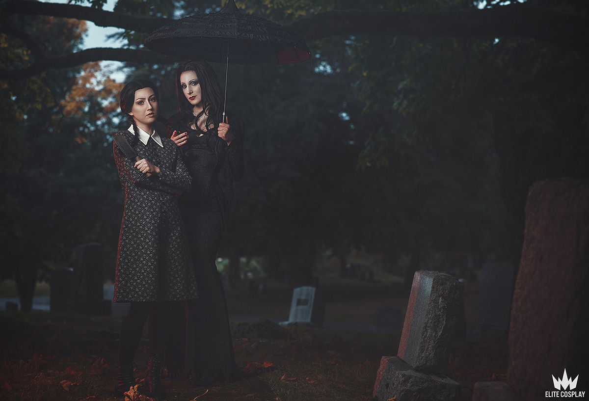 Addams-Family-Cosplay-Elite-Cosplay8
