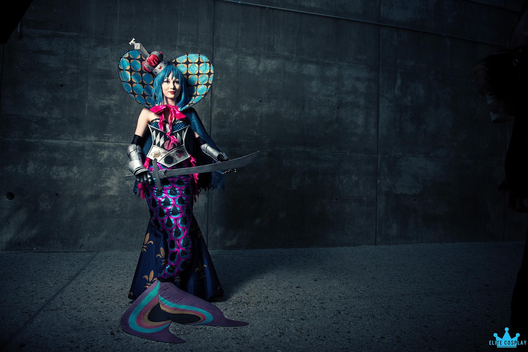 Sayaka Queen