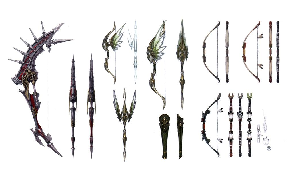 Archer Weapons