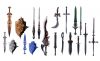 Gladiator Weapons