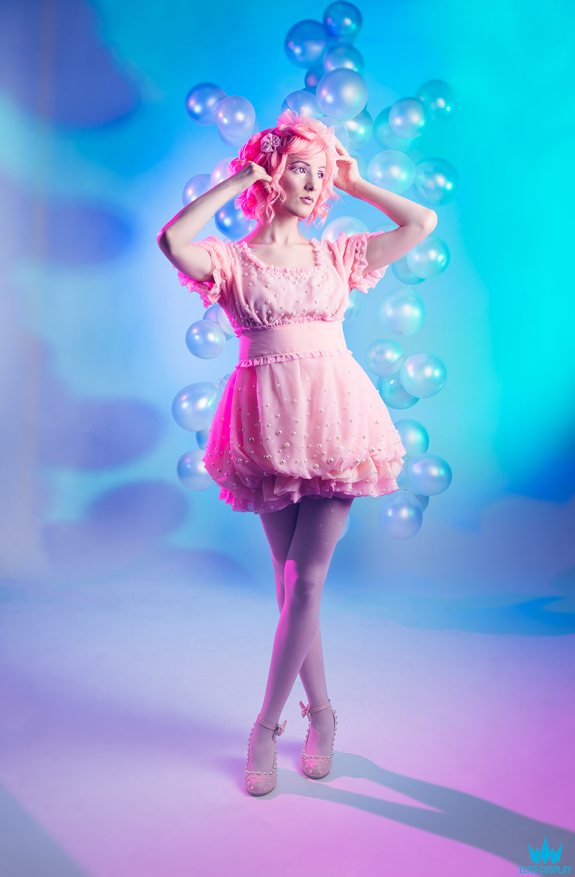 Princess Jellyfish Cosplay