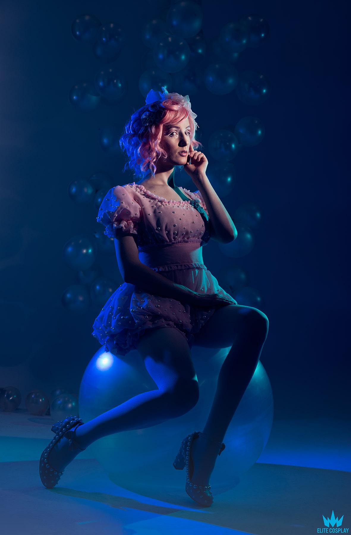 Princess Jellyfish Cosplay