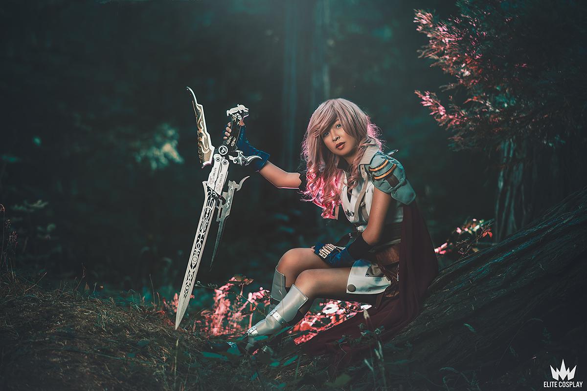 Lightning Cosplay