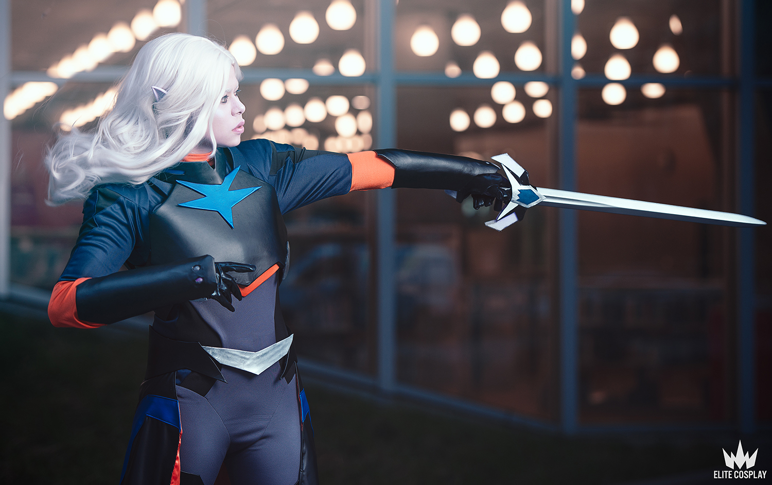 Lotor Cosplay