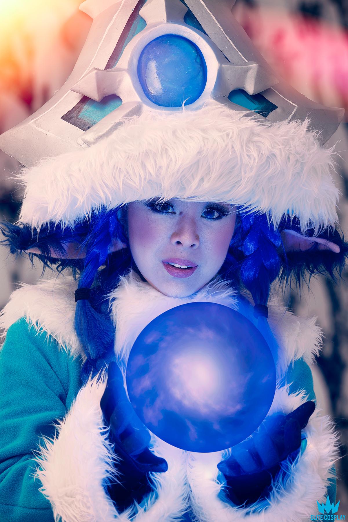 Winter Wonder Lulu Cosplay