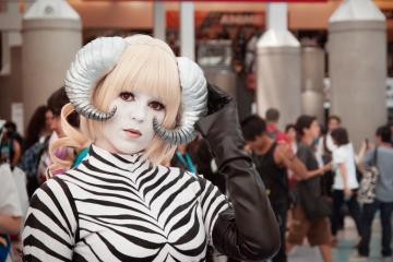 Anime Expo 2012 Day 2