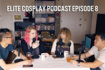 Elite Cosplay Podcast episode 8