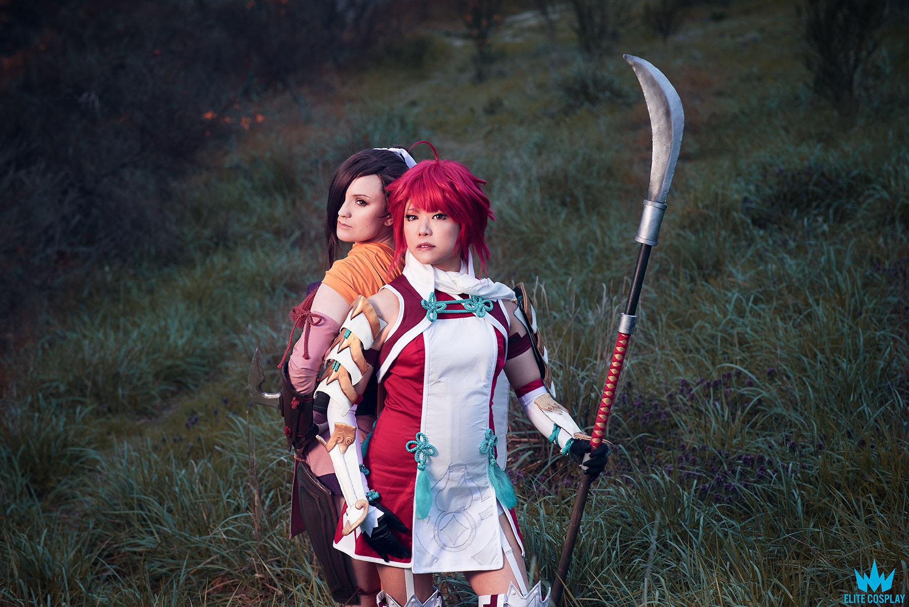 Lady Kayura Cosplay Photoshoot (Anime Expo 2016) - Elite