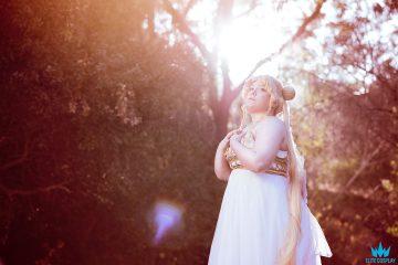 Princess Serenity Cosplay