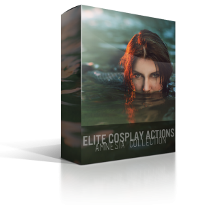 Amnesia Photoshop Actions by Elite Cosplay